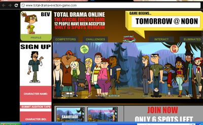 Total-drama-eviction-game