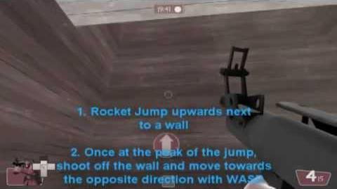 TF2 Rocket Jumping Tutorial The 3 Techniques