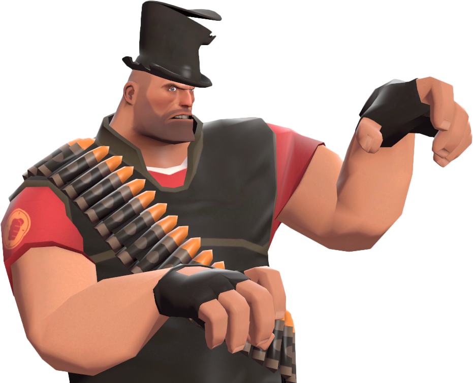 tf2 meet the heavy russian