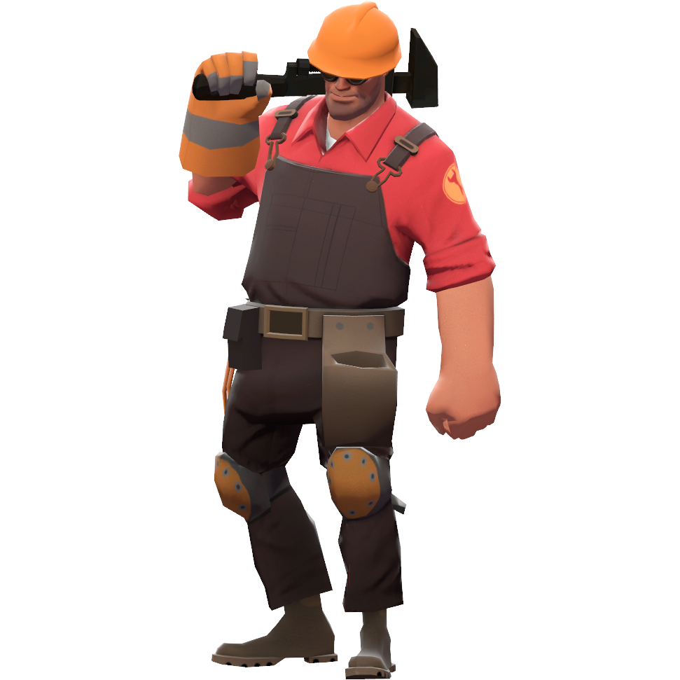 meet the engineer tf2 wiki weapons