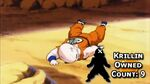 Krillin Owned Count 9
