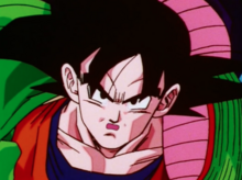 Goku warns Cell
