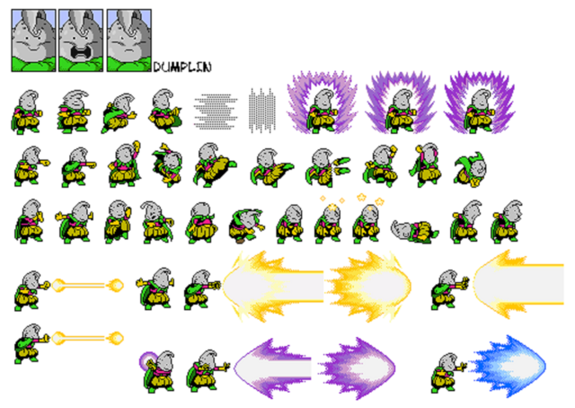 Unofficial Official Sprites Thread Page 9 Kanzenshuu