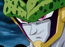Cell reveals Future Trunks' role in him entering the past