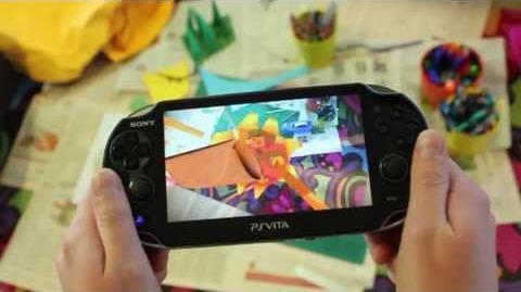 Tearaway - Gamescom 2013