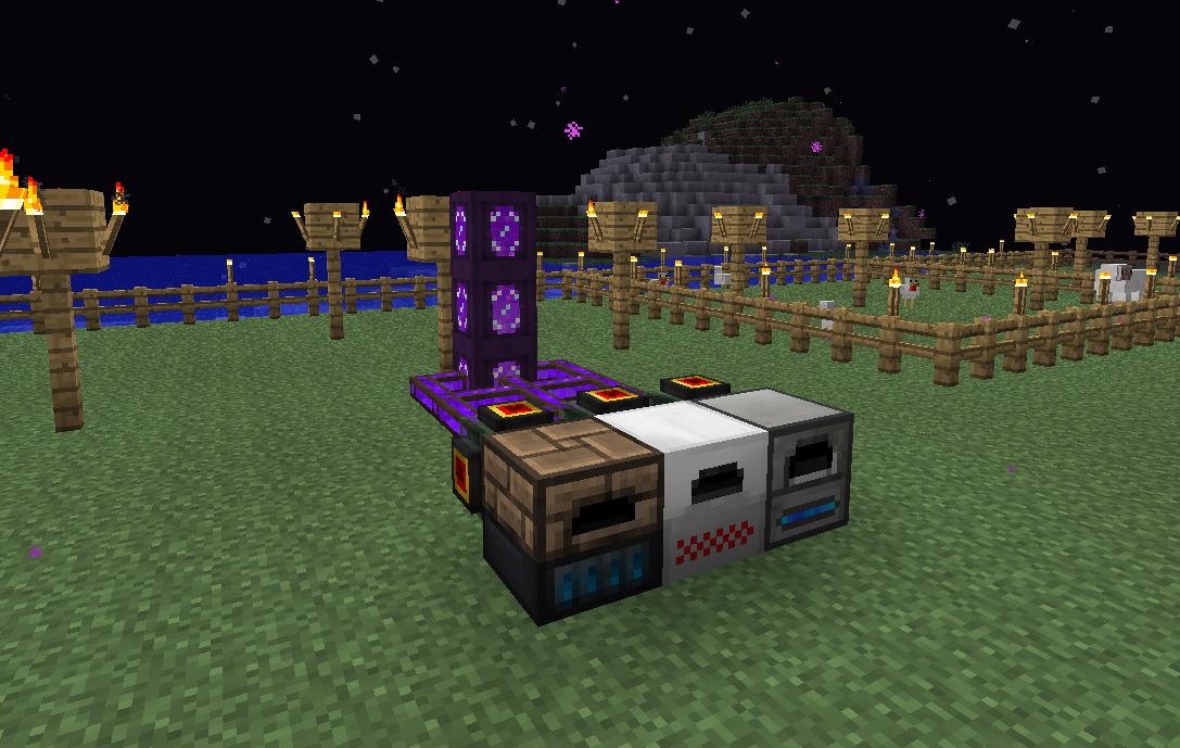the machine thaumcraft