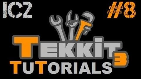 Tekkit Tutorials - IC2 8 - Energy Packs, Electric Tools, Nano and Quantum Armor