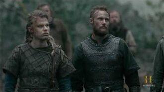 Vikings S04E18 - Aelle's Blood Eagle