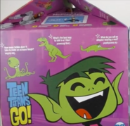 The TTG side of the Happymeal Box