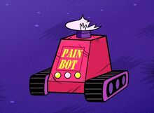 Pain Bot (Earth-Teen Titans)