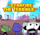 Starfire the Terrible