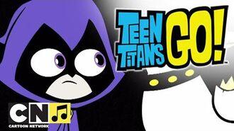 Dernier soupir Chansons Teen Titans Go ! Cartoon Network