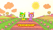 Friendship title card