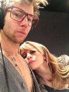 Greg Cipes and Tara Strong 7