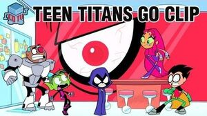 Teen Titans Go DRIVER'S ED Official Clip