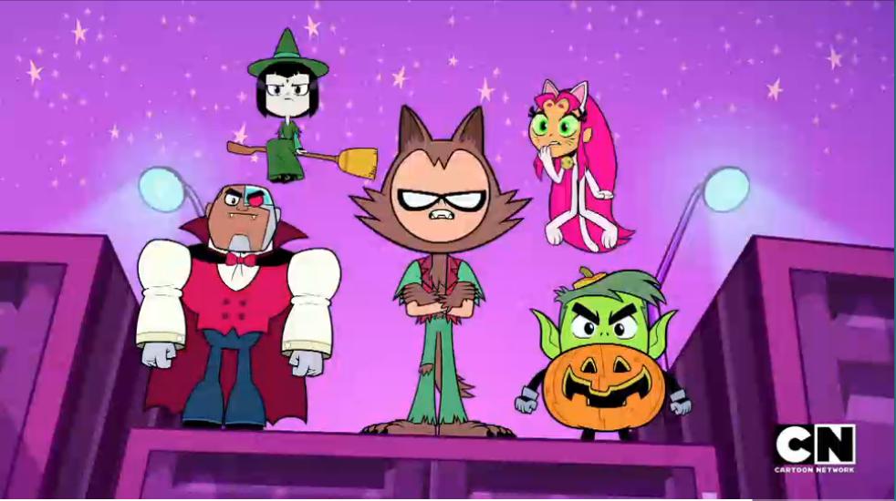 Image - Halloween Titans (1).png | Teen Titans Go! Wiki | FANDOM ...