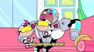 "Teen Titans Go! ""Mas y Menos"" Preview Clip"