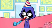 Raven Birthday Greeting