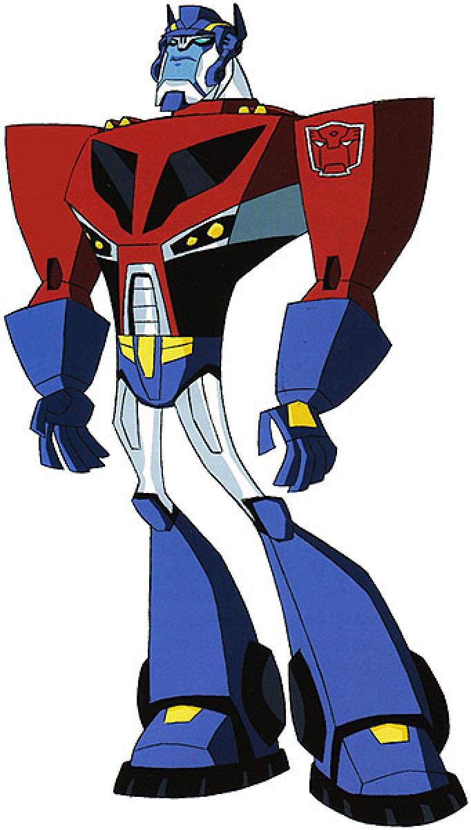 Optimus Prime | Teen Transformer Titans: Animated Wiki ...
