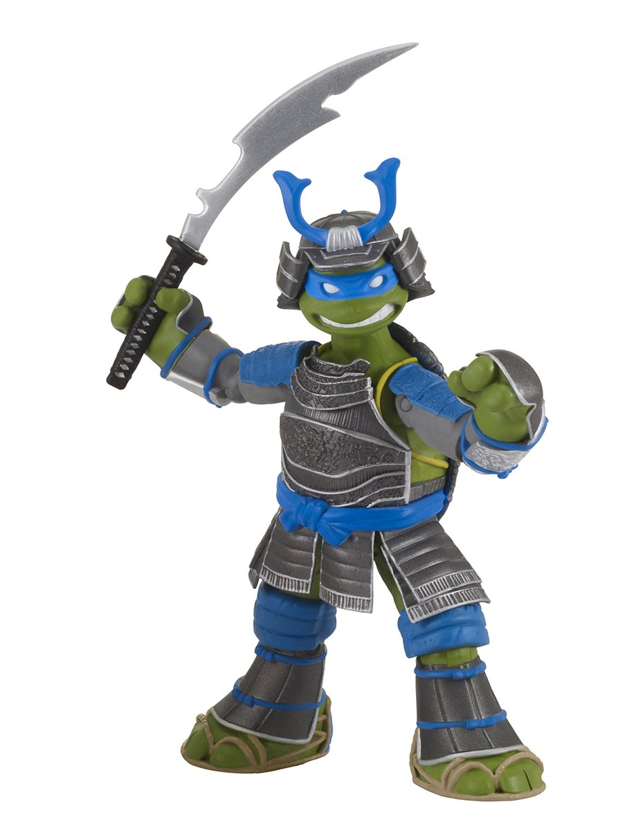 Samurai Leonardo (2017 Action Figure) | Teenage Mutant ...