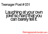Teenager Post 031