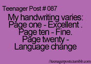 Teenager Post 087