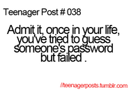 Teenager Post 038