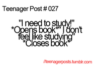 Teenager Post 027
