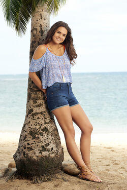 Mackenzie Teen Beach 2 Promotional Picture