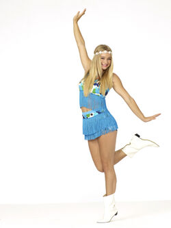 Giggles Teen Beach 2 Promotional Picture