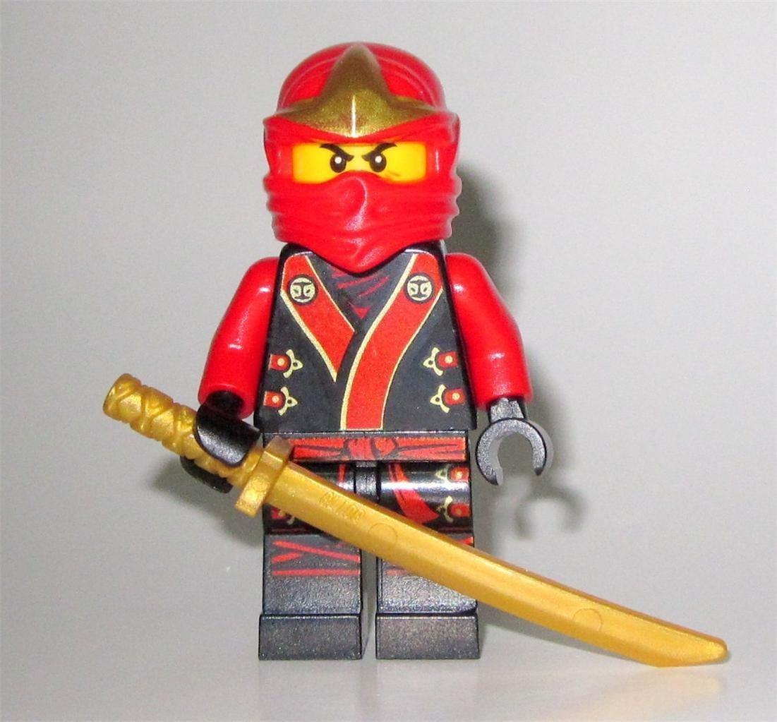 Image Lego Ninjago Kai Nuevo Traje Kimono La Batalla