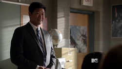 Teen Wolf Season 3 Episode 13 Tom T. Choi as Mr. Yukimura.png