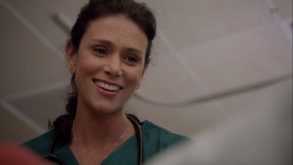 Teen Wolf Season 3 Episode 7 Currents Melissa Ponzio Melissa McCall patient saved