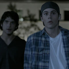 Scott and Stiles Search for a Cure