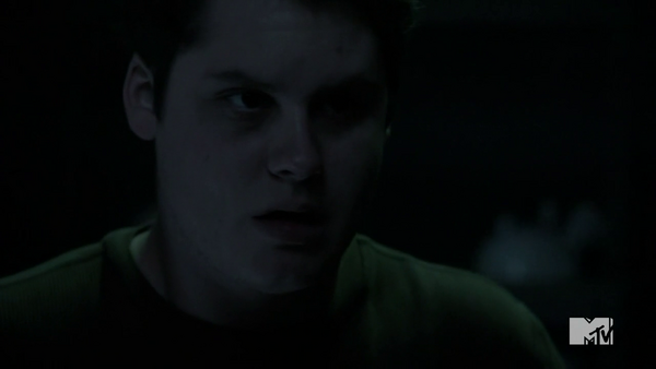 Teen Wolf Season 3 Episode 20 Echo House Oliver possessed