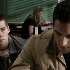 Danny makes Stiles feel unattractive