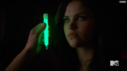 Teen Wolf Season 5 Episode 6 Required Reading Hayden eye glow