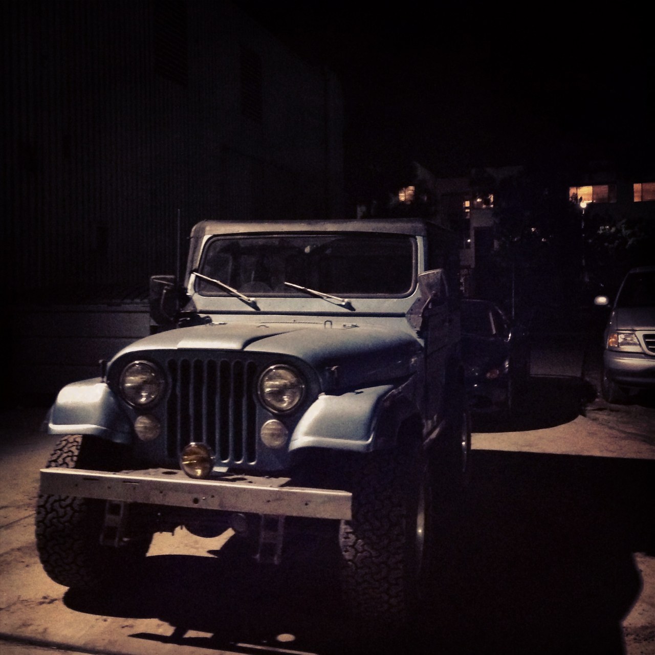 My Jeep Com Image - Teen Wolf Behind the Scenes Stiles' Jeep.png ...