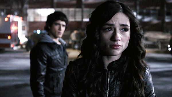 Allison Argent  Season 1 Teen Wolf Season 3 Scott And Allison