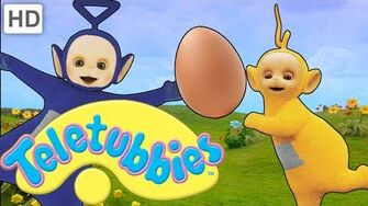 Teletubbies Becky And Jed Find Eggs - Full Episode