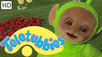 Teletubbies Colours Green - HD Video