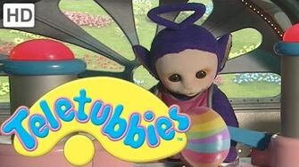 Teletubbies Finding Chocolate Eggs - HD Video