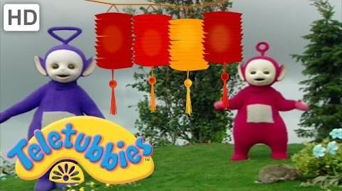 Teletubbies English Episodes - Making Lanterns Cartoons for Kids