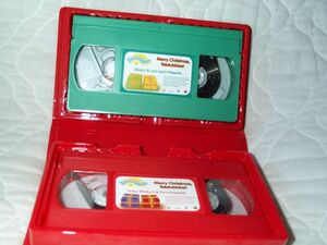 Teletubbies Merry Christmas VHS