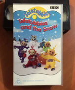 TELETUBBIES-TELETUBBIES-AND-THE-SNOW-VHS