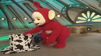 Teletubbies Sitting and Standing 345 Cartoons for Children