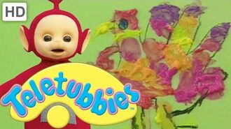 Teletubbies- Hand Shapes- Turkey - HD Video