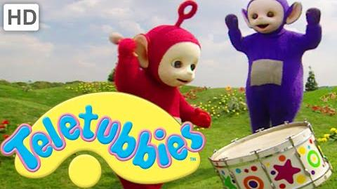 Teletubbies The Grand Old Duke of York - HD Video