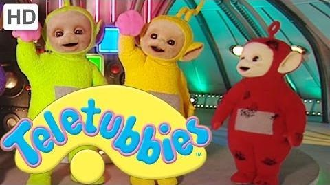 Teletubbies - Numbers - Six