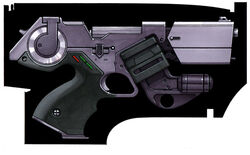 Special Operations Hand Blaster